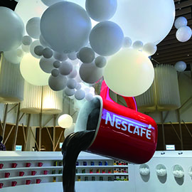 NESCAFE PoP-Up Store