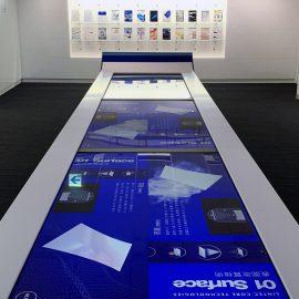 Corporate Reception & Digital Showroom, Tokyo
